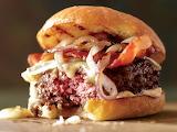 ^ Bacon burgers on Brioche bun - © John Kernick 2010