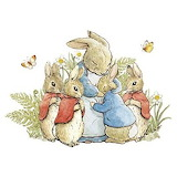 "Madamma tumblr ""Peter Rabbit"" ""Beatrix Potter"" Flopsy Mopsy Cott"