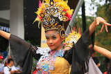 Various 894 colorful dancer Sunda