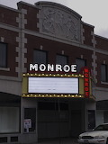 The Monroe Theatre ~ Rochester NY ~ 112617~lit~For Book