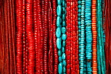 Red&TurquoiseBeads