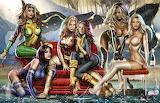 Marvel Heroines