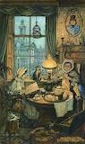 """""""Fairy Tales"""" tumblr wishingwellfairytales """"Anton Pieck"""""""