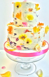 Pretty cake by Bee Berrie