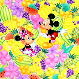 ☺ Minnie and Mickey...