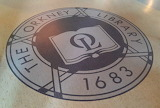 Orkney Library Old Logo