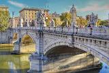 Colosseum-Theater Access Bridge