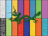 Collage 295 dragon