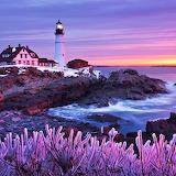 Portland Head Lighthouse, Maine...