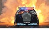 Ho-Jo Jet Powered Police Dragster