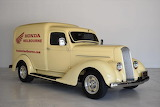 1937 Dodge Humpback Regular Cab Panel Truck