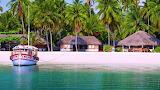 Republic of Maldives Beach Indian Ocean