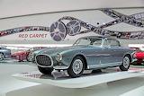 Ferrari 375 America at the Museo Enzo Ferrari in Modena