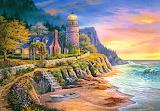 Beautiful Lighthouse~ MHumphries