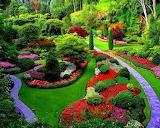 Butchart Gardens, Canada
