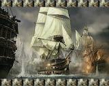 Vintage War Ships