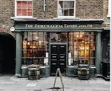 Shop pub Clerkenwell England