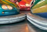 Rotate Bumper Cars