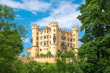 ^ Hohenschwangau Castle, Germany