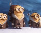 Minions winter
