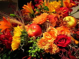 #Beautiful Fall Arrangement