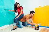 Pintando la casa