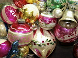 Vintage christmas ornaments 4