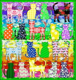 Colour Cats 3