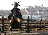 Budapest, Kiskirálylány, László Marton