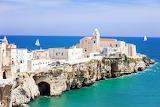 Vieste Foggia Puglia Italy