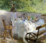 Hanna Pauli, Frukostdags, 1887