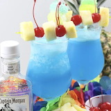 Blue Hawaiian Frozen