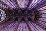 Saint Chapelle, Paris, France
