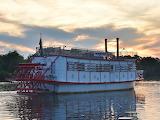 Paddlewheel Riverboats