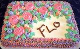 Flo's cake @ pasticcidibollicine
