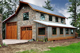 Rustic Stone Barn