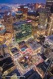 Philadelphia downtown Market Square