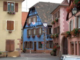 Ribeauville Alsace France