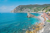 Monterosso-al-Mare-Cinque Terre-Beach