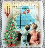 Kids Waiting for Santa