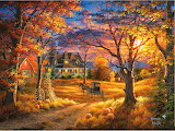 Thanksgiving Day~ Abraham Hunter