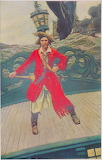 Pirate Captain (Howard Pyle)