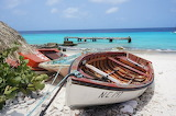 Boats, Curaçao by Andrew Brudz