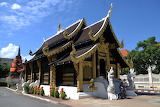 Chaing Mai, Buddhist temple, Thailand