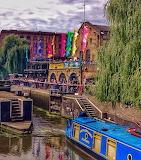 Regent Canal at Camden