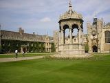 Trinity College Cambridge quadrangle