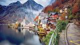 Hallstatt in the Austrian Alps