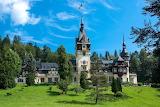 Peles Castle, Sinaia, Romania-Carpathian Mountains