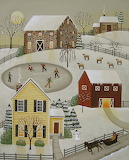Winter fun - Mary Charles