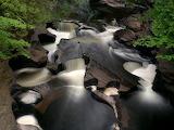 porcupine mountain waterfalls, michigan